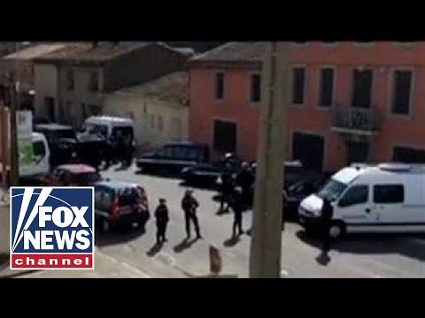 Hostage Taker In France Demands Release Of Prisoner