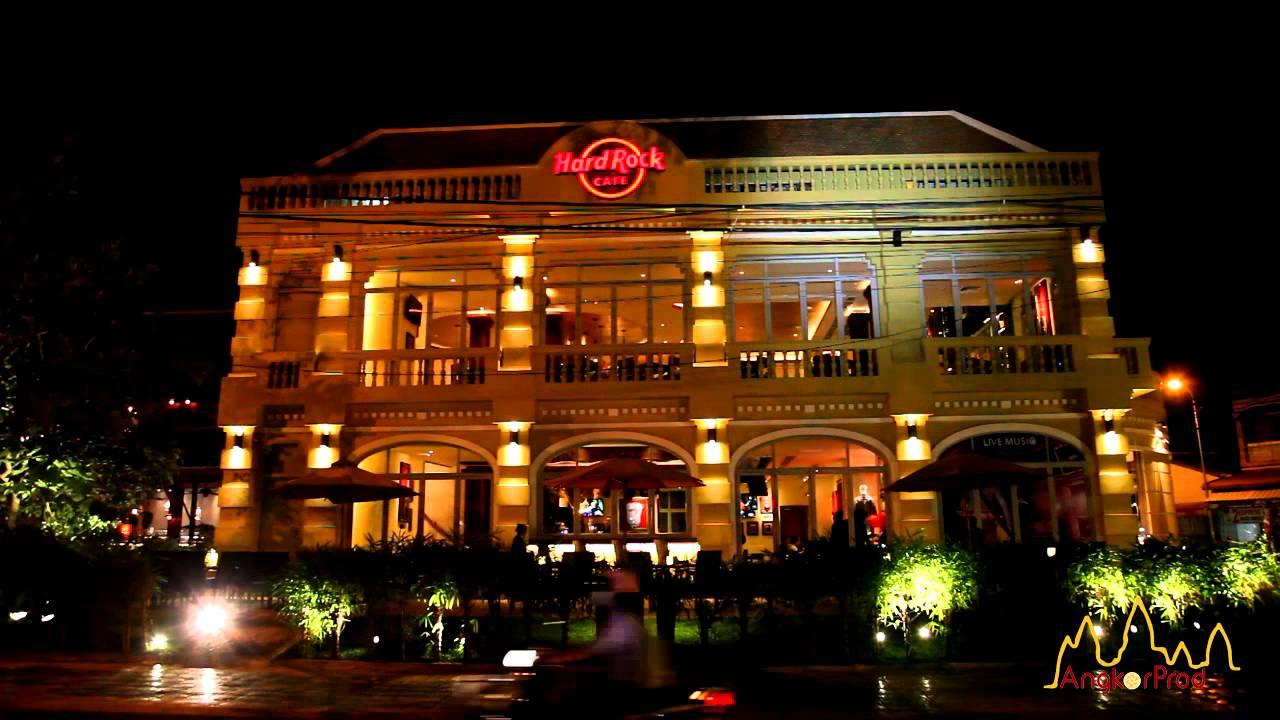 Hard Rock Cafe Cambodia