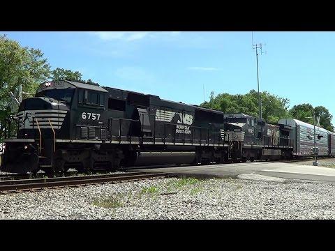 Rail Fan With Walter Train 276 GoPro Shot 4 16 16