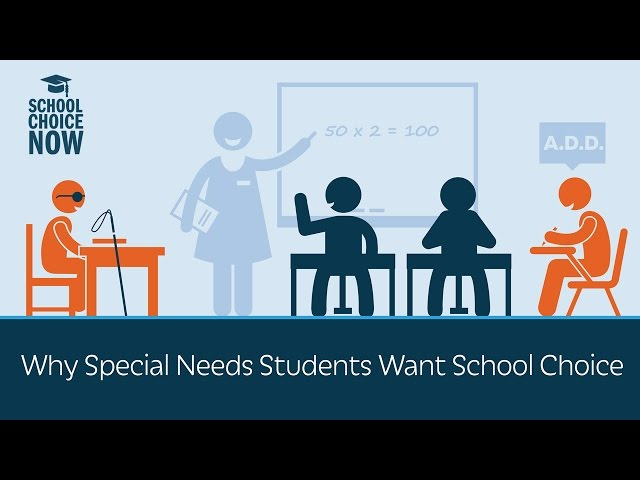 Why Special Needs Students Want School Choice