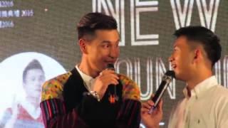 31.12.2016 Fans 替陳展鵬慶生 ~ Fans celebrating Ruco Chan