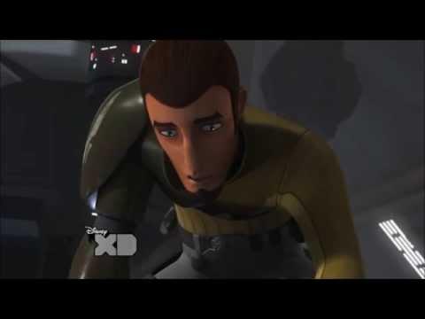 Star Wars Rebels - Kanan vs The Inquisitor (Season 1 Finale)