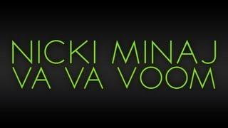 Nicki Minaj - Va Va Voom [Instrumental Remake]