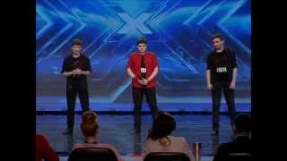 X Factor - Two Directions |  X ფაქტორი - Two Directions
