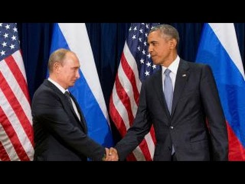 President Obama finally getting tough with Russia?