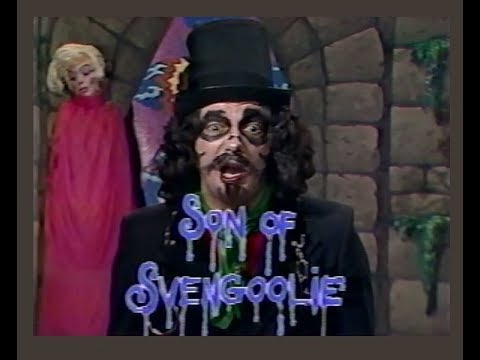 """WFLD Channel 32 - Son of Svengoolie - """"The Creature Walks Among Us"""" (Promo, 1982)"""
