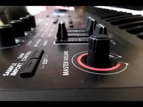 Roland xps 30 & xps 10 Indian loops DHOLAK