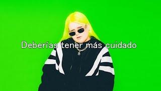 ALMA - Bad News Baby (Español)