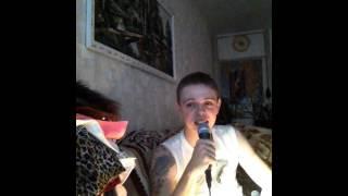 Александр Кремнёв Чёрный дрозд и белый аист