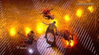 Pasha Parfeny - Lautar - Live - 2012 Eurovision Song Contest Semi Final 1