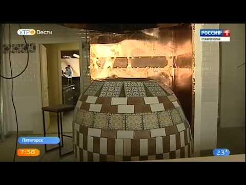 Верхний рынок Пятигорска выходит на европейский уровень - Смотреть видео онлайн