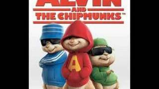 36 China Town- Rock Your Body Alvin and Chipmunk Style