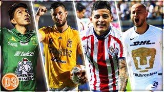 TODOS LOS GOLES | Jornada 7 de la Liga MX ★ D3D2