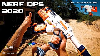 NERF OPS   FIRST PERSON SHOOTER COLLECTION 2020