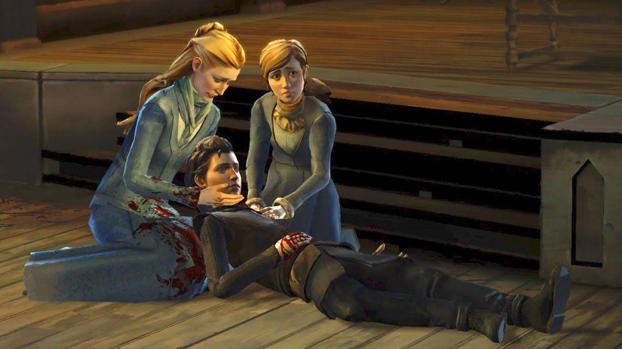 Ramsay Snow Kills Ethan Forrester In Ironrath Game Of