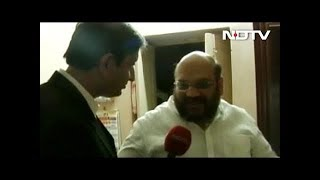 Watch: Ravish Kumar's Interview With Amit Shah (Aired in 2007)
