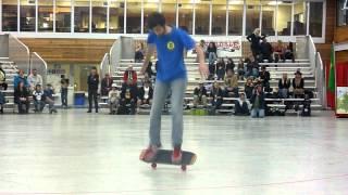 The World Roundup - Freestyle Skateboarding