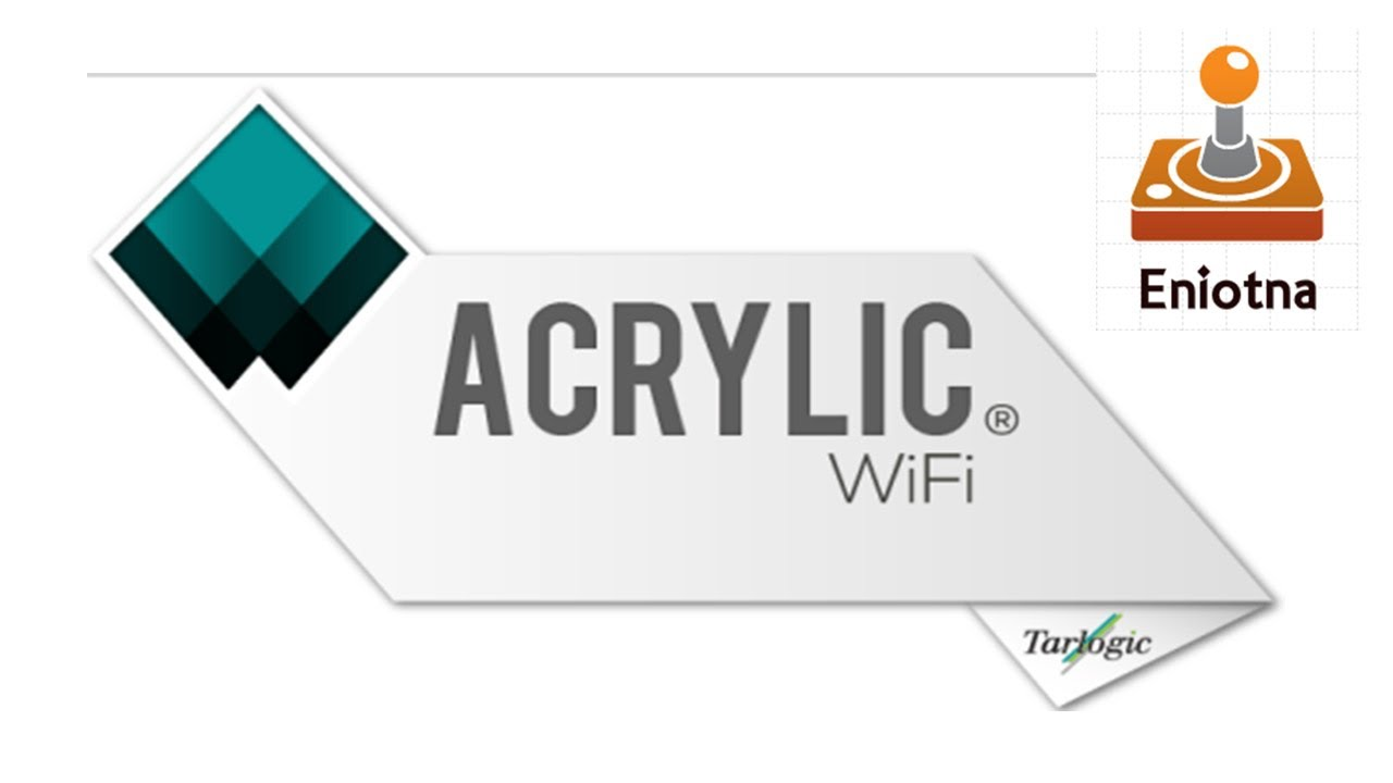 Acrylic wifi free - YouTube