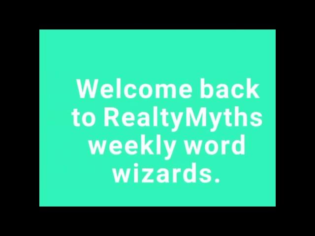 Weekly Word Wizard