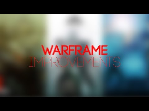 Warframe - What