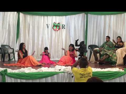 Likhe Mehndi Se Sajna Ka Naam | Sister's Mehndi Dance Performance | Raveena weds Vishal