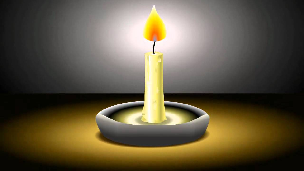 Flickering Candle Image