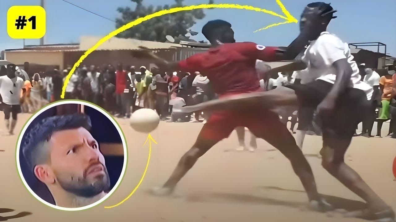 Download Insane skills of african football superstar #1   Top street football