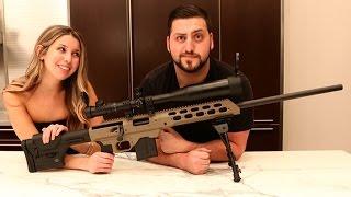 Building A Custom Sniper Rifle