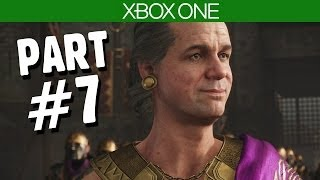 Ryse Son of Rome Walkthrough Part 7 - Chapter 4: The King (Xbox One 1080p Let