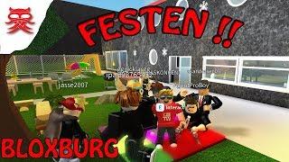 Festen - Episode 30 - Svik som teenager - Bloxburg
