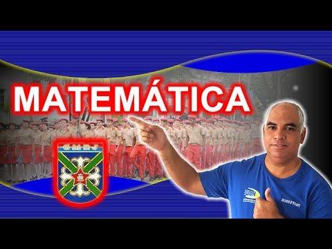 COLÉGIO MILITAR DO RIO DE JANEIRO - CMRJ - QUESTÃO DE MATEMÁTICA RESOLVIDA