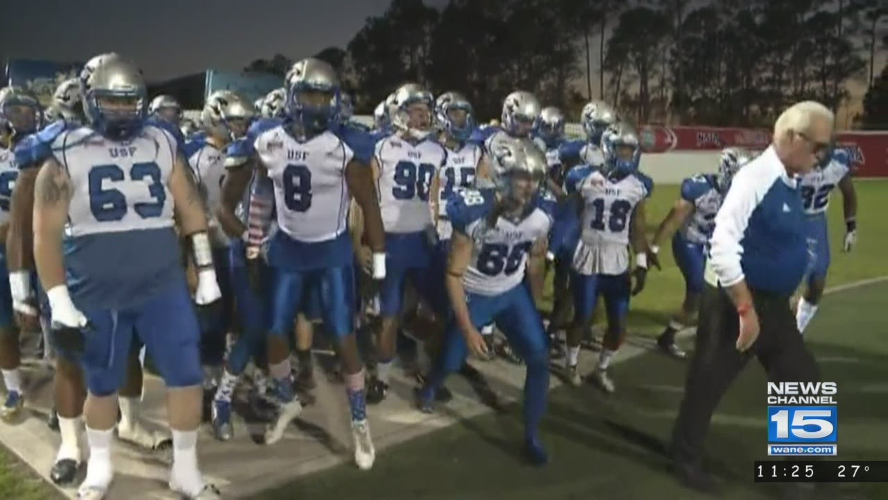 St Francis Wins First Ever Naia Football National Championship Youtube