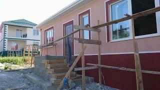 Строительство домов в ближайшем пригороде Новороссийска ст.Раевская