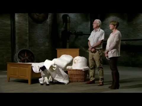Baavet on Dragons Den