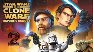 Star Wars - Clone Wars - Republic Heroes - Walkthrough Part 2