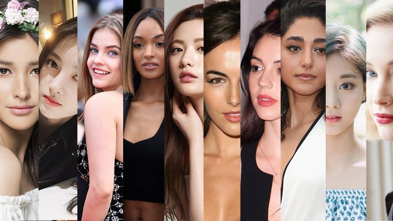 Inilah Daftar 10 Wanita Tercantik Di Dunia Versi Tc Candler 2017 Idolamu Masuk Youtube
