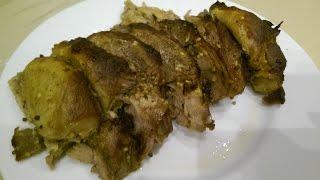 ВКУСНЕЙШЕЕ МЯСО. Мясо запеченное в духовке. Праздничное блюдо.