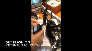 Sony RX100 Nauticam Bulkhead Test Thumbnail