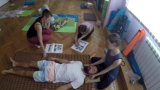 Обучение традиционному тайскому массажу.