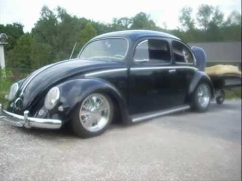 For Sale 1957 VW Oval Window Beetle $13,000