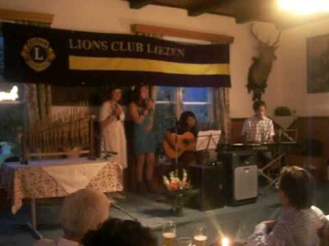 Tir Na Noir - Norwegian song (Austrian sound of music camp 2009 performance)