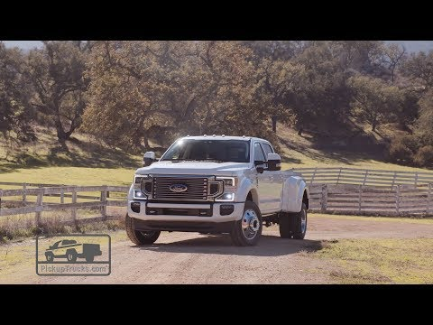 2020 Ford Super Duty: First Impressions – PickupTrucks.com