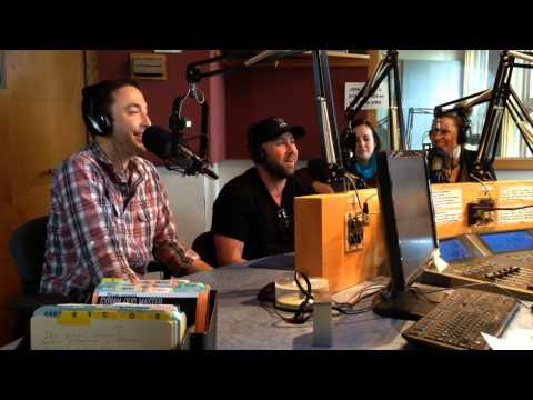 In Studio at KFAI Radio - Minneapolis / St. Paul