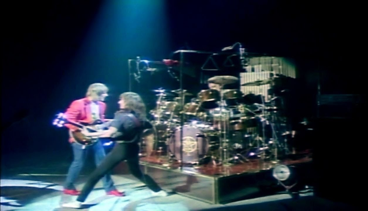 Download Rush ~ Closer to the Heart ~ Exit Stage Left [1981]