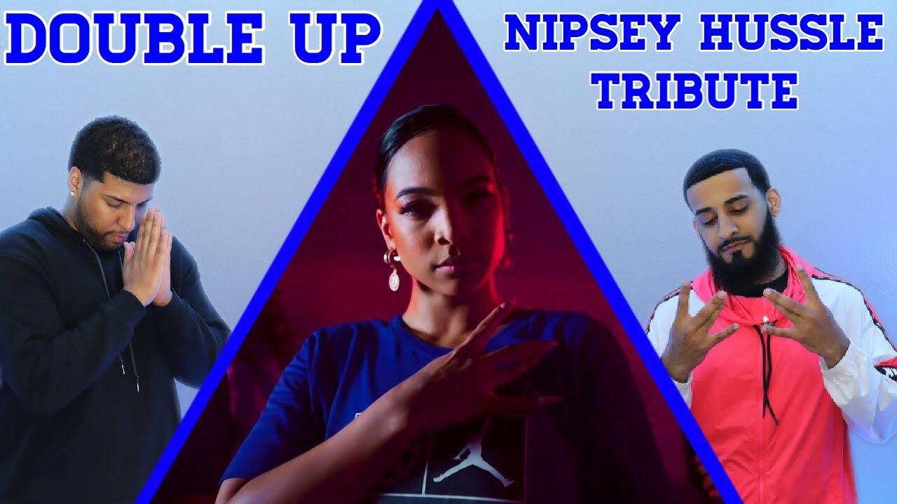 Download DOUBLE UP | NIPSEY HUSSLE | ALIYA JANELL