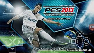SAVE DATA PES 2013 PSP 2017 LENGKAP (UPDATE 6 SEPTEMBER)