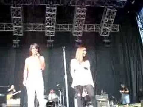 Demi Lovato and Selena Gomez at Dallas State Fair