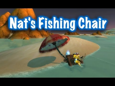 Fishing Chair Wowhead Folding Adirondack Design Nat S Vanity Item Guide World Of Warcraft Jessiehealz