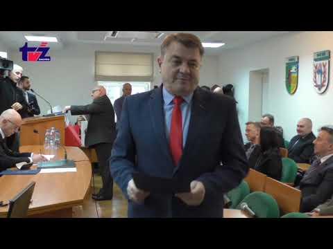 Sesja Rady Powiatu Szczecineckiego