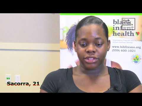 Fresno Black Infant Health: Sacorra Harris' Story Part 4, BIH Week 17